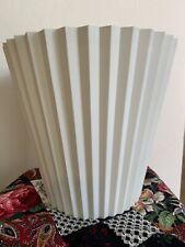 Vintage Waste Paper Basket Garbage Trash Can FESCO USA - Great MCM! Nice! # 4836