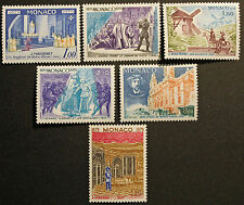 Timbre MONACO Stamp - Yvert et Tellier n°1175 à 1180 n** (Cyn21)