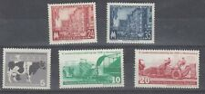 Germany DDR 1954 Early Sets X 2 MLH J6529