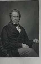 1858 INDIAN MUTINY PRINTLORD PALMERSTON