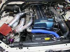 CXRacing Air Intake Kit For 98-05 Lexus IS300 2JZ-GTE 2JZGTE Twin Turbo Blue