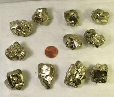 #2514 Pyrite - Peru [ONE PIECE] - Brilliant - Shiney pieces!!