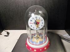 WALT DISNEY WINNIE THE POOH QUARTZ ANNIVERSARY CLOCK