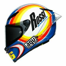 AGV Pista GP Rossi Winter Test 2005 Limited Edition Motorcycle Helmet  PRE-ORDER