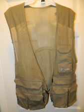 """""""ExOfficio""""  Men's Size Large Fishing Vest in GREAT CONDITION Super Exclusive"""