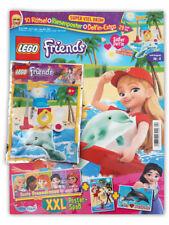 Lego Friends Heft mit extra Nr. 8 November 2018