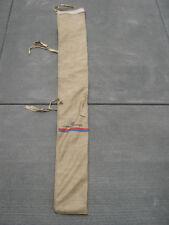 Hyper Rare!!  United Airlines Vintage Tan Carry On Snow Ski 7ft. Bag Tulip Logo!