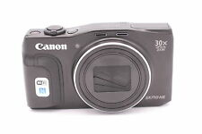 Canon PowerShot SX710 20.3MP Digital 30x Optical Zoom Camera Black