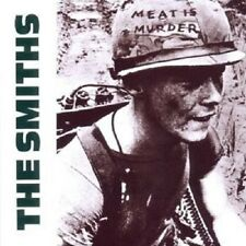 """THE SMITHS """"MEAT IS MURDER""""  CD ------9 TRACKS------ NEU"""