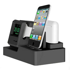Base di ricarica iphone Apple Watch 3 in 1 stazione Docking station