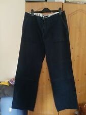 Fat Face Zip Off Trousers Size 36L