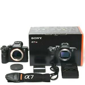 Sony Alpha 7R III 42.4 MP Digital Camera - Black (Body only) from Japan