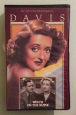 "bette davis  WATCH ON THE RHINE     VHS VIDEOTAPE  ""big box"""