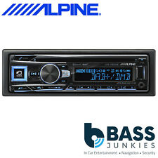Alpine CDE-196DAB 50W x 4 DAB Bluetooth CD MP3 USB AUX Android iPhone Car Stereo
