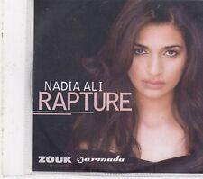 Nadia Ali-Rapture promo cd single