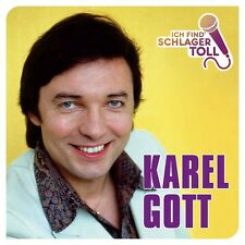 KAREL GOTT - ICH FIND' SCHLAGER TOLL (DAS BESTE)   CD NEU