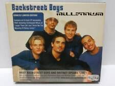LK888 Backstreet Boys Limited Etd Rare '99 Singapore CD + Promo CD (05235) CD368