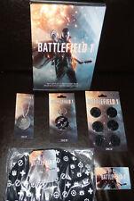 Lot Coffret Collector Goodies Battlefield 1 Gears Of War 4 - Voir Photos - NEUF