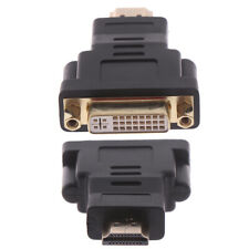 DVI-D Dual Link(24+5 pin) Female to HDMI Male Converter Adapter for LCD HDTV~GN
