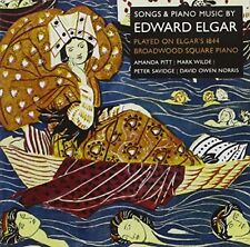 eter Savidge - Elgar: Songs and Piano Music played on Elgars Piano [CD]