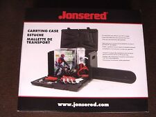 "Jonsered Universal chain saw carry case up to 20"" bar & xtra room   locost ship"