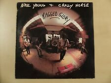 Neil Young + Crazy Horse_Ragged Glory_LP_Popron ( Czech Edition)