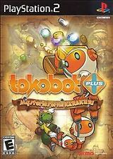 Tokobot Plus: Mysteries of the Karakuri (Sony PlayStation 2, 2006) PS2 Complete