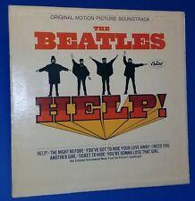 The Beatles Help original Capitol MONO with green inner sleeve MAS 2386