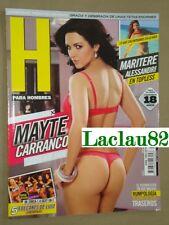 Mayte Carranco #145 Revista H Para Hombres Mexican Complete Your Collection