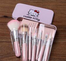 Makeup Brushes 7 Pcs hello kitty Brush Set Tool New Arrival Professional Fashion