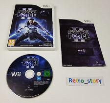 Nintendo Wii - Star Wars : Le Pouvoir De La Force II PAL