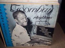 "GEORGE SYMONETTE goombay rhythms - 7"" - signed-"