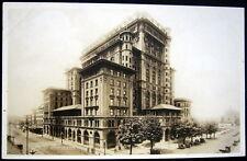 CANADA ~ 1920's VANCOUVER ~ HOTEL VANCOUVER ~ GOWEN SUTTON Real Photo PC RPPC