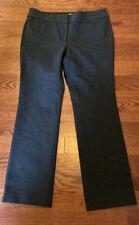 Ann Taylor LOFT Original Petites Gray Pants Women's Size 10P 10