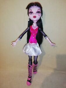 Monster High Draculaura - Frightfully Tall. EX DISPLAY ONLY PERFECTION, MINT!