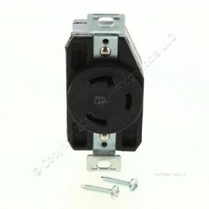 Eaton Arrow Hart Twist Locking Receptacle Outlet NEMA L5-30R 30A 125V AHL530R