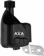 AXA Fahrrad Seitenläuferdynamo Trio links schwarz