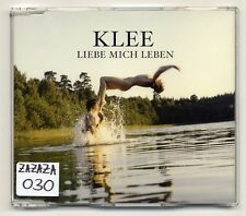 Klee Maxi-CD Liebe Mich Leben - 4-track incl. Video - 0173719MIN