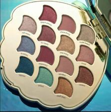 BNIB Tarte Be A Mermaid And Make Waves Eyeshadow Palette Limited Edition In Hand