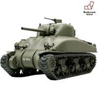 New TAMIYA No.23 US Army M4A1 Sherman Tank F/S from Japan