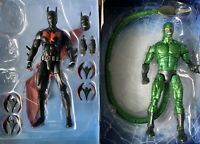 BATMAN BEYOND & SCORPION 2019 Lot Marvel Legends DC Multiverse Terry McGinnis