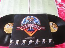 All This And World War II Riva Records ‎RVLP2 Various Artists UK 2x Vinyl LP Set