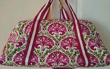 Vera Bradley Getaway Duffel Bag (Julep Tulip) New with Tags $88.00 Retail