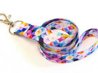 TOO OLD FOR THIS SH*T printed neck strap lanyard for ID keys etc Free UK post