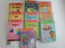 Leapfrog Tag Junior Get Ready To Read 10 Book Set Dora Cars Disney Vowels