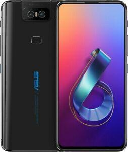 Asus ZenFone 6 128GB Dual-SIM schwarz Smartphone ohne Simlock - Zustand gut