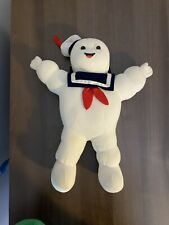New listing Vintage 1980s Stay Puft Marshmallow Man Plush Ghostbusters -