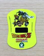 CARD DRAGON BALL Z - PREZIOSI COLL - DOPPIA IMMAGINE - N°3  CHICHI - AS NEW