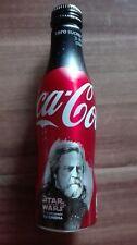 Coca Cola Zero Aluflasche Alu Flasche Star Wars France Bottle 1 Full Voll Coke