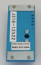 12522 Ctc Analytics Pal System 10 Ul Syringe Adapter Msu 011 00a